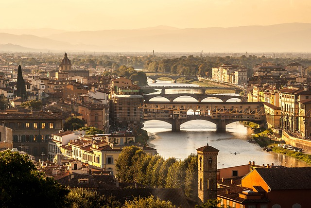 Italy, Florence, Church, Tuscany, Architecture, City