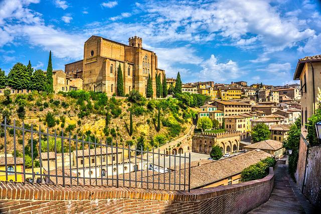 Siena, Tuscany, Italy, Architecture, Dom, Church