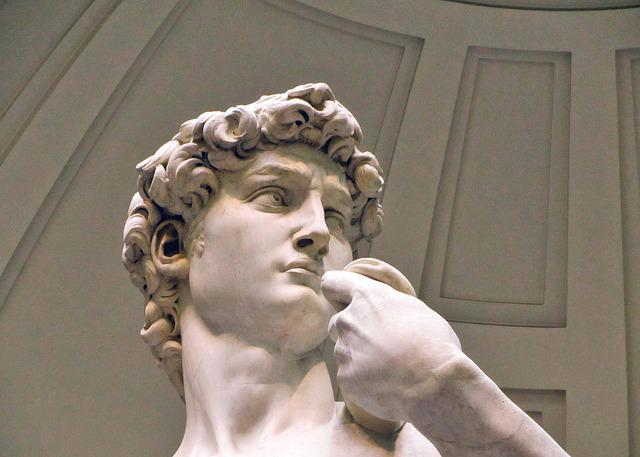 David, Miguel Angel, Italy, Florence, Statue, Fine Arts