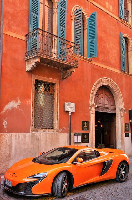 Mclaren, Sports, Car, Expensive, Fast, Italy