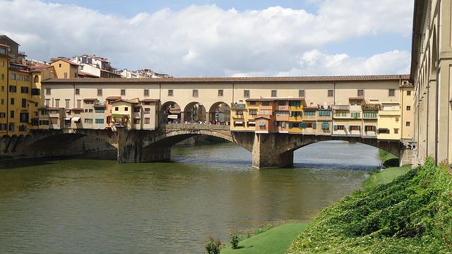 Old Bridge, Florence, Italy
