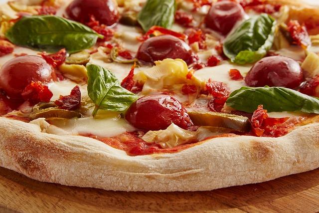 Pizza, Food, Italy