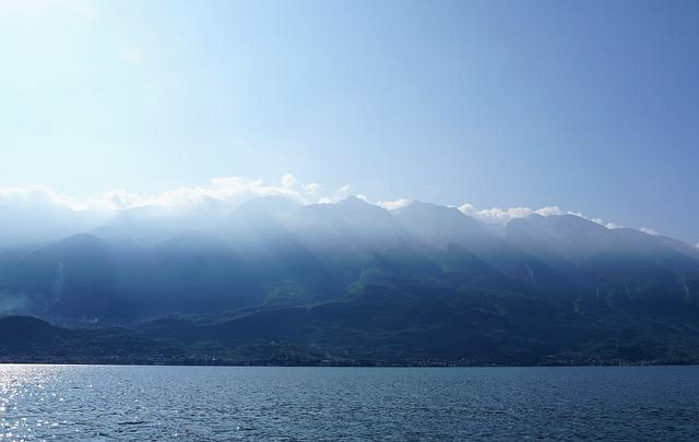 Garda, Italy, Holiday, Lake, Landscape, Mountains
