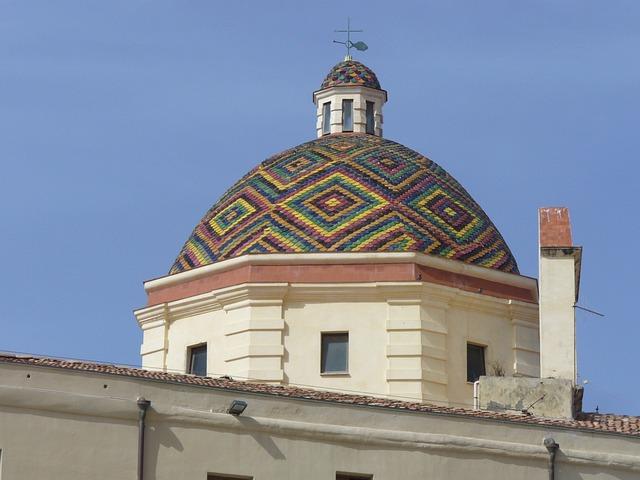 Alghero, L'alguer, Sardinia, Sassari, Italy, City, Dpme