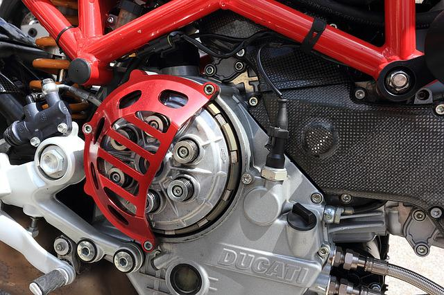 Italy, Motorcycle, Ducati, Clutch, Open, Supersport
