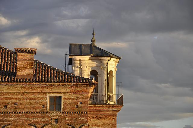 Architecture, Castle, Travel, Sky, Old, Italy, Torre