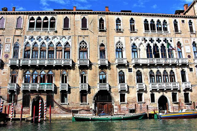 Venice, Italy, Architecture, Palace, World, Attraction