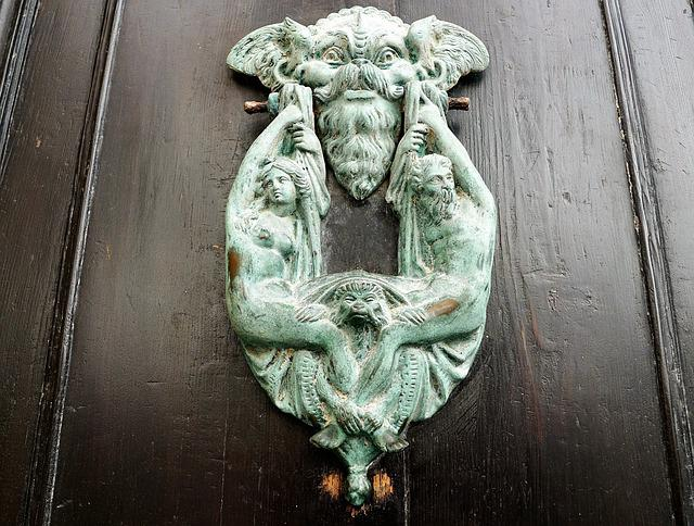 Door, Jack, Fig, Input, Door Handle