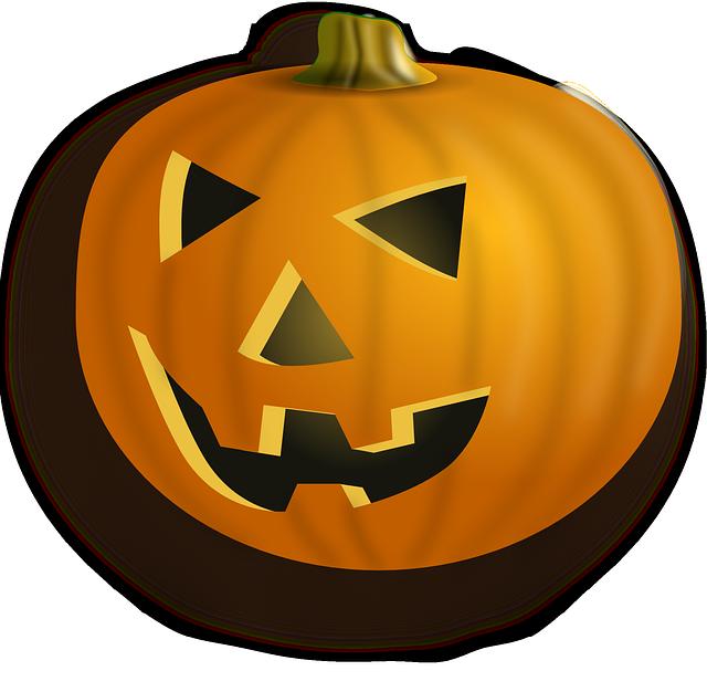 Pumpkin, Lantern, Halloween, Jack-o-lantern, Orange