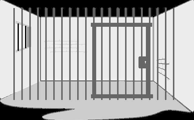 Jail, Jail Bar, Prison