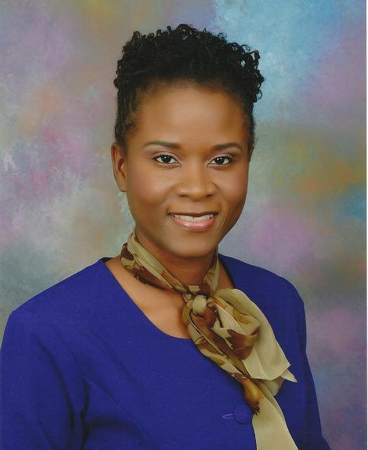 Woman, Portrait, Elegant, Official, Jamaican, Beautiful