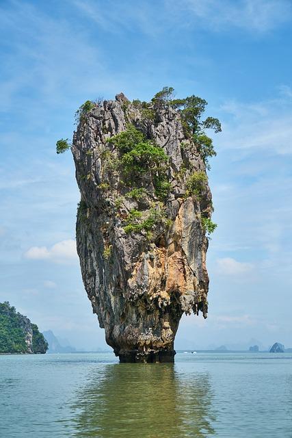 Phang Nga Bay, Phuket Province, James Bond Island