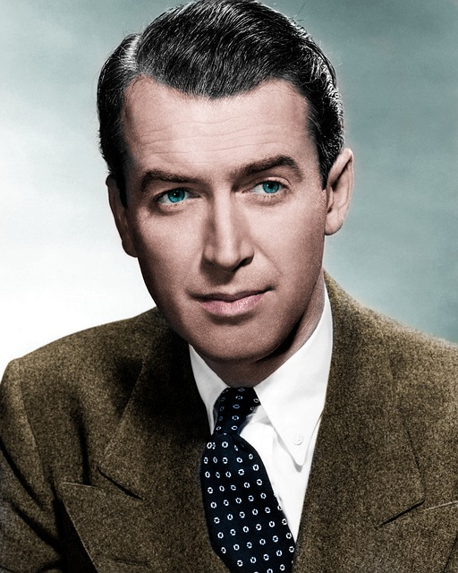 James Stewart, Actor, Hollywood, Man, Cinema, Male