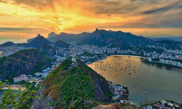 Free Photo Janeiro De Rio Brazil Summer Brazilian Travel