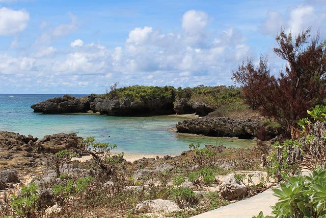 Japan, Okinawa, Miyako Island