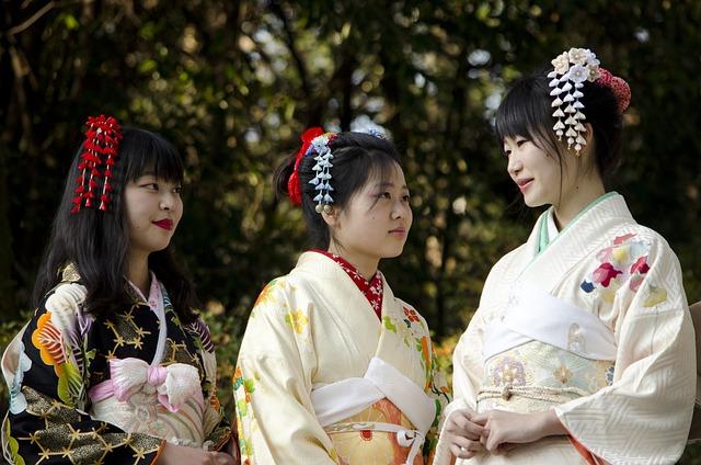 Kimono, One Crafted, K, Women, Japan