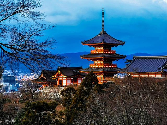 Japan, Temple, Wallpaper, Kyoto, Japanese, Asia