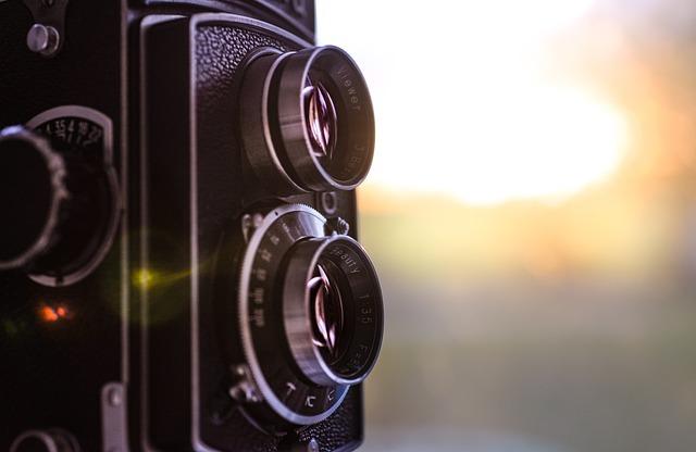 Camera, Analog, Twin Lens Reflex, Tlr, Japanese, Film