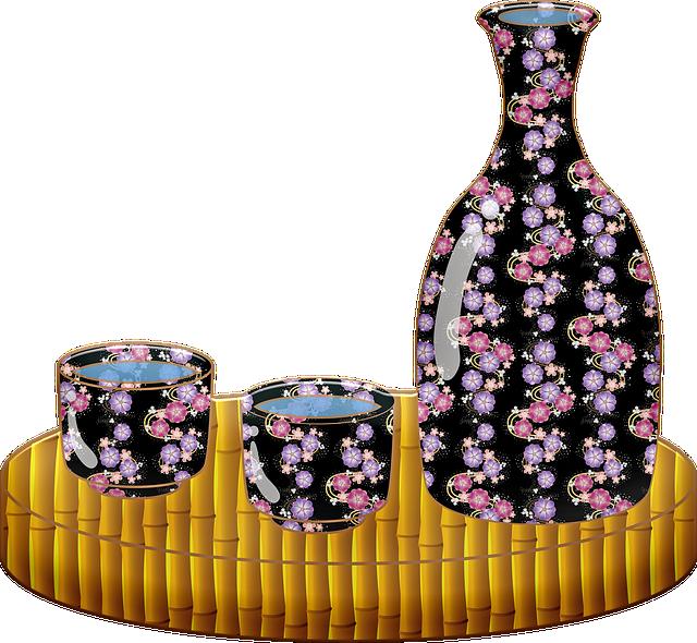 Japanese Sake, Drink, Sake, Japanese, Itsukushima