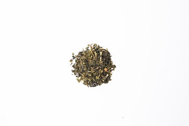 Jasmine Green Tea, Herbal Drink, Chinese, Antioxidant