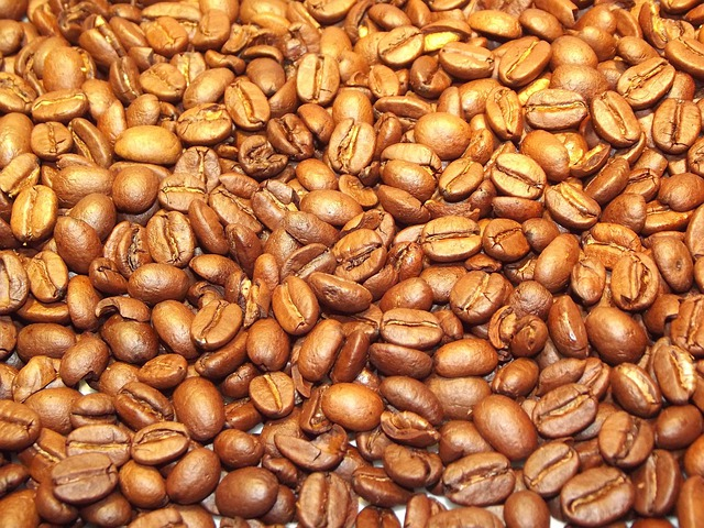 Coffee, Beans, Coffee Beans, Golden, Java, Caffeine