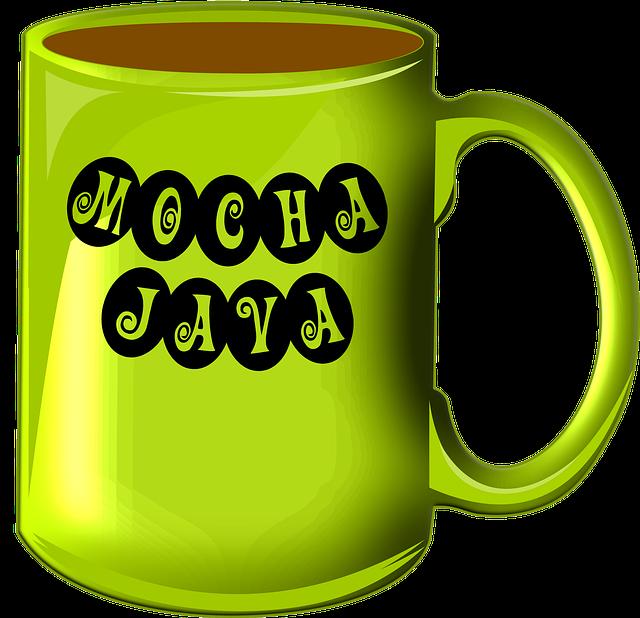 Mug, Coffee, Cup, Mocha, Java, Breakfast, Green Coffee