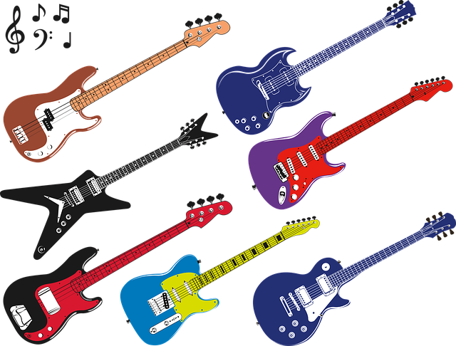 Electric Guitar, Music, Rock Music, Tool, Blues, Jazz