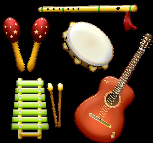Musical Instruments, Horn, Drum, Music, Trumpet, Jazz