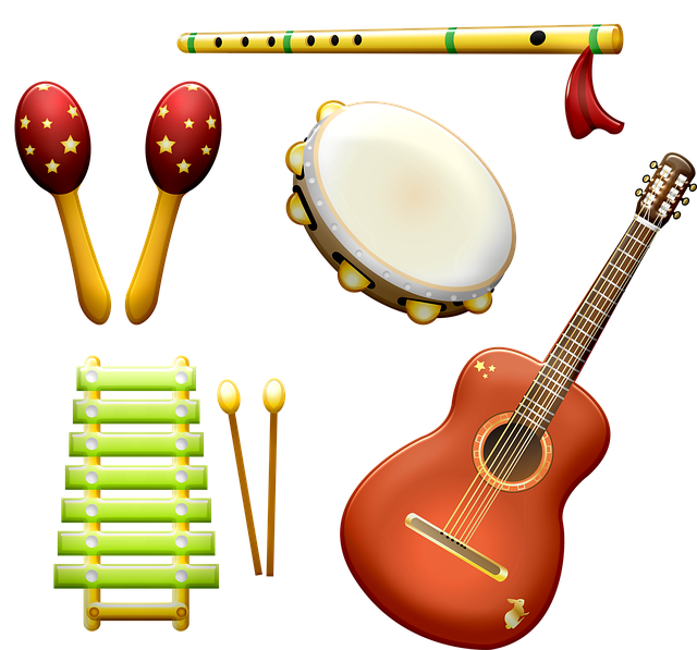 Musical Instruments, Horn, Drum, Music, Trumpet, Jazz