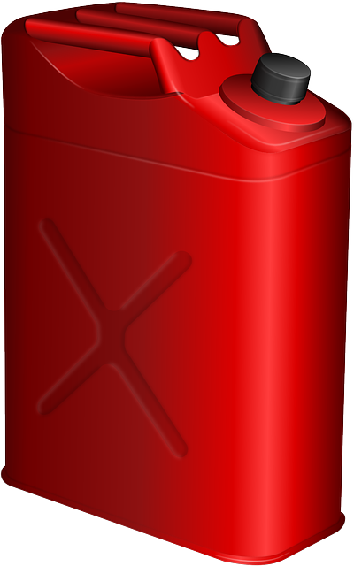 Jerry Can, Jerrican, Jerrycan, Petrol Can, Gasoline