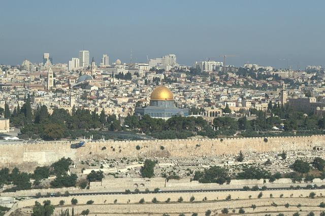 Jerusalem, Israel, Mosque