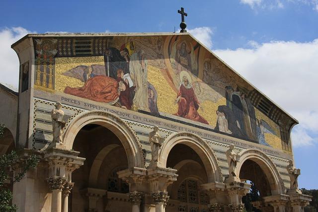Israel, Jerusalem, Universal Church