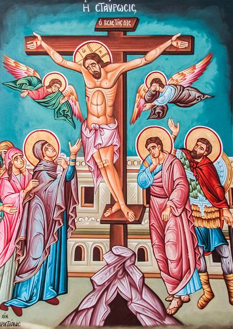 Crucifixion, Painting, Iconography, Jesus Christ