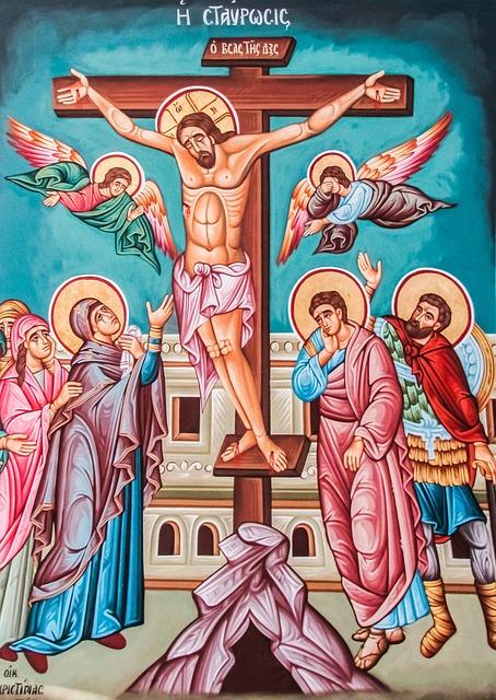 Crucifixion, Painting, Iconography, Jesus Christ