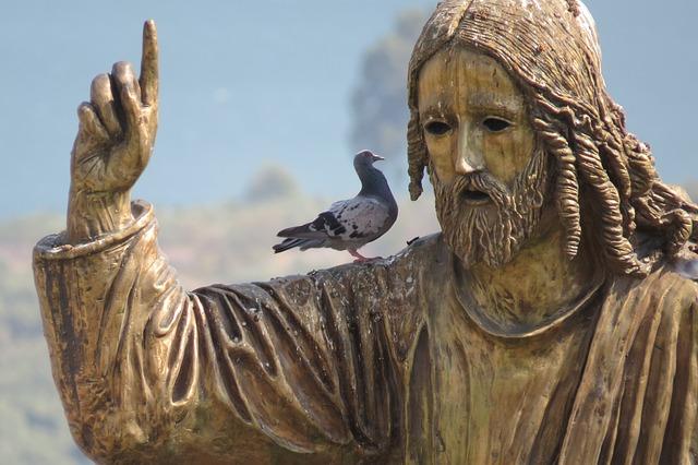Israel, Jesus, Bird, Conversation, Christ, Galilee