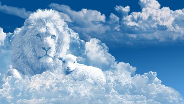 Jesus, Christ, God, Holy, Spirit, Bible, Gospel, Lion