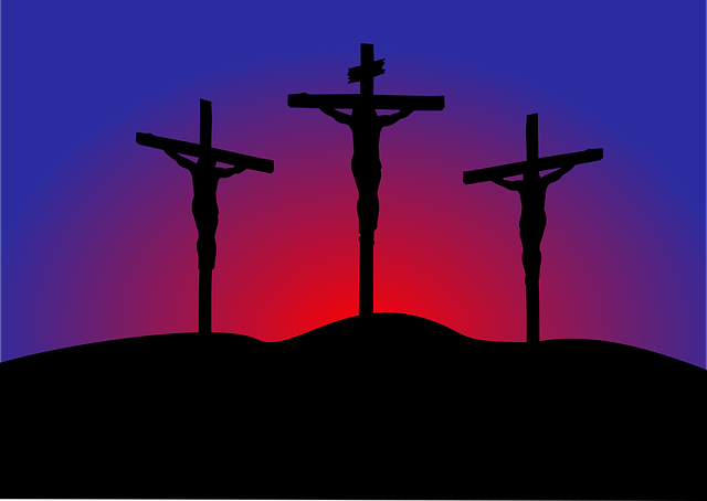 Golgotha, Jesus, Christ, Death, Stations Of The Cross