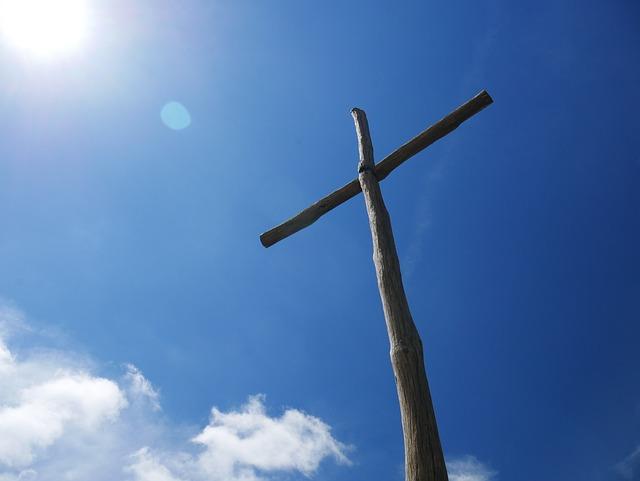 Cross, Faith, Wooden Cross, Christianity, Jesus, Church