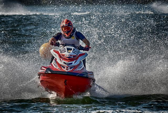 Jet Ski, Jetski Race, Motorsport, Race, Water Sports