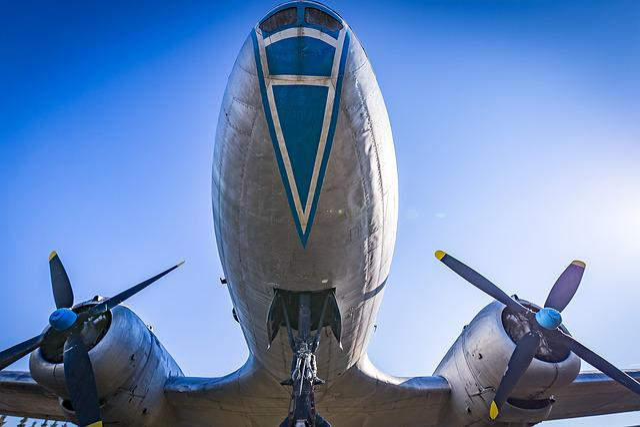 Aircraft, Transport System, Jet, Airport, Flight