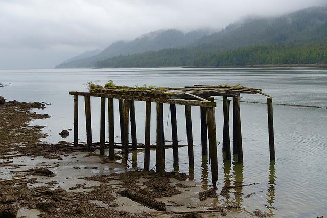 Pier, Ramshackle, Old, Decay, Dilapidated, Jetty, Ruin