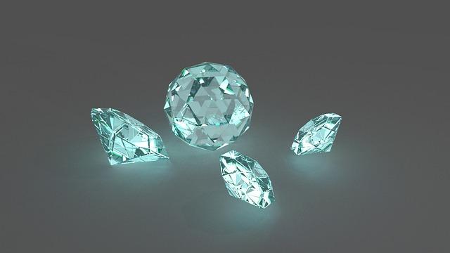 Diamonds, Jewelry, Shine
