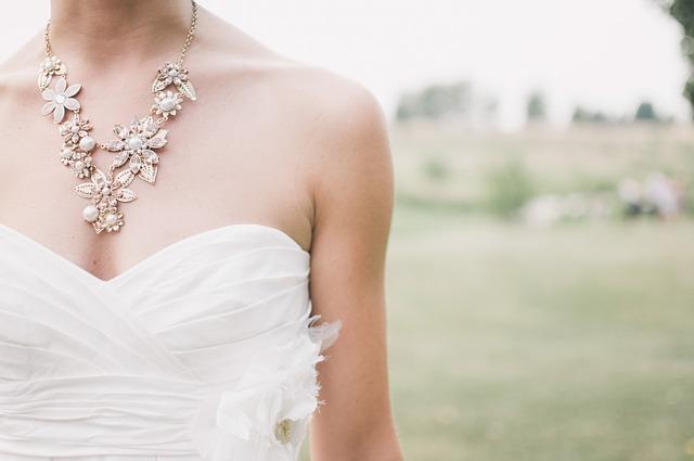 Wedding, Bride, Jewelry, Wedding Dress, Country