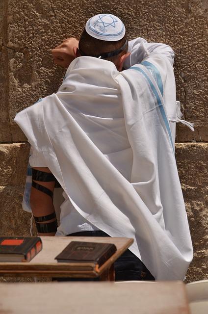 Prayer, Jews, Wailing Wall, Israel, The Western Wall