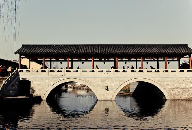 Street View, Landscape, Jiangnan