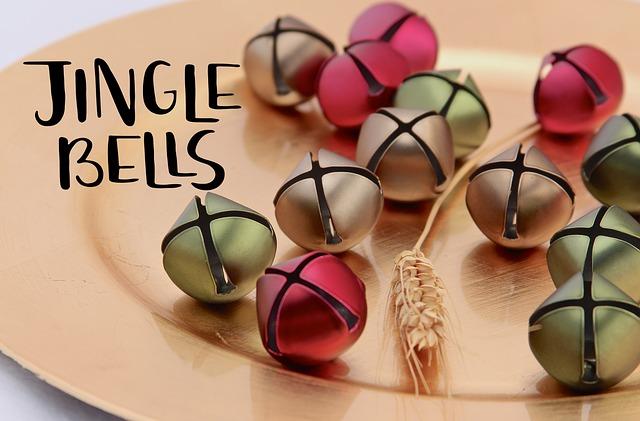 Jingle Bells, Christmas, Jingle, Holiday, Bell