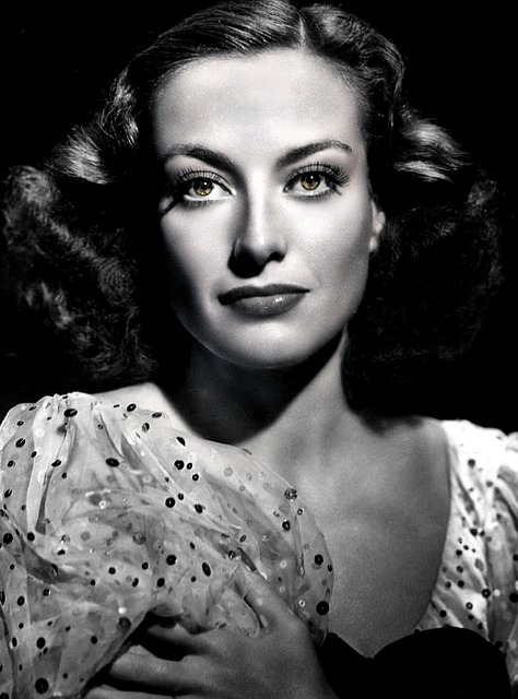 Joan Crawford-hollywood, Film, Actress