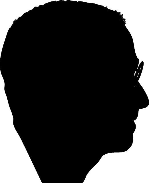 Steve Jobs, Person, Famous, Jobs, Silhouette, Steve