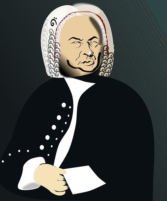 Bach, Barock Musician, Johann Sebastian