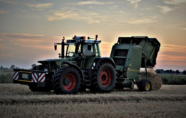 Fendt 824, Balers, John Deere, Baler, Farmer, Field